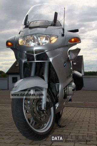 BMW  R 1150 RT with intercom 2002 Tourer photo