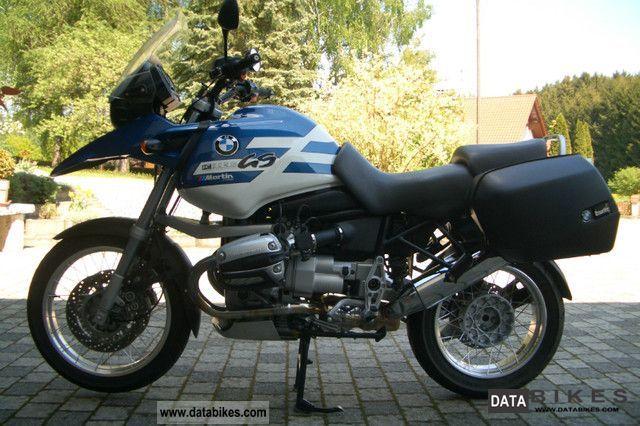 2001 BMW  R1150GS Motorcycle Enduro/Touring Enduro photo