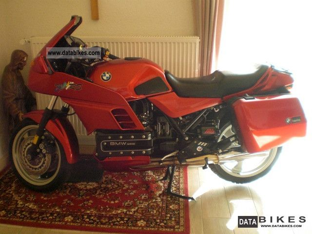 1992 BMW  K 100 RS Motorcycle Motorcycle photo