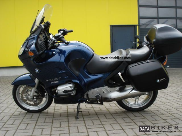 2004 BMW  R 1150 RT / abs ez2004 Motorcycle Motorcycle photo