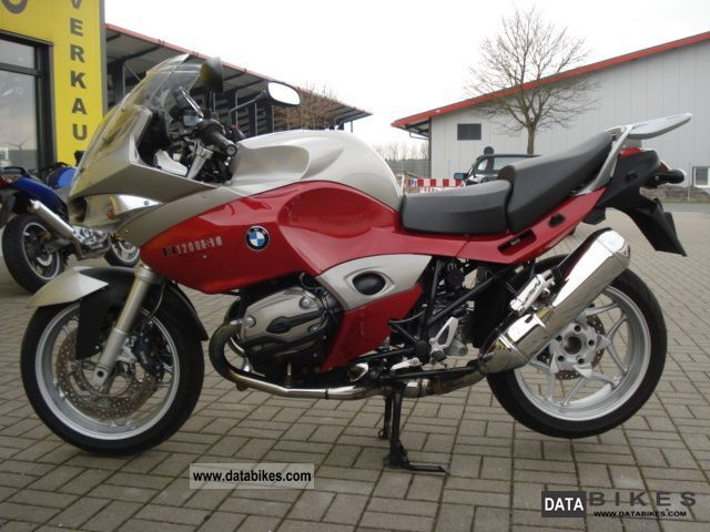 2006 BMW  R 1200ST ez2006 Motorcycle Motorcycle photo
