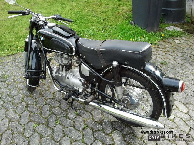 BMW  R26 1956 Vintage, Classic and Old Bikes photo