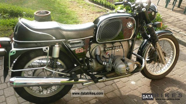 BMW  60/6 1976 Vintage, Classic and Old Bikes photo
