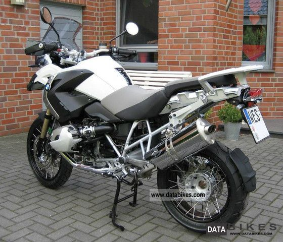 Bmw Year Models: 2009 BMW R 1200 GS Special Model 15 Years Of The Four
