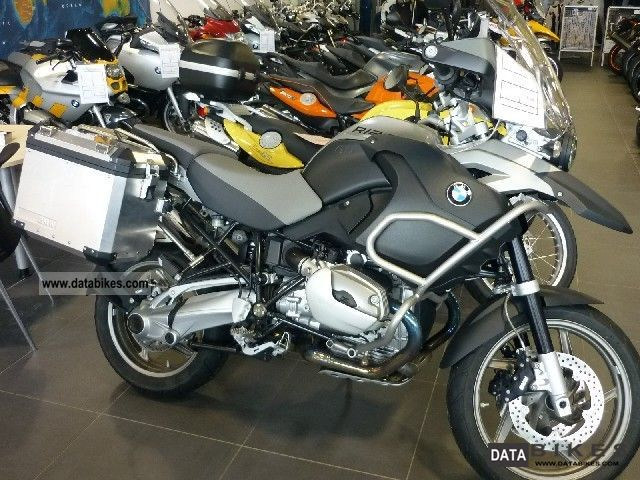 2009 BMW  R 1200 GS Adventure, ABS, ASC, RDC Motorcycle Motorcycle photo