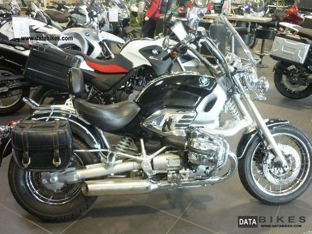 2001 BMW  R 850 C ABS saddlebag crash bars Motorcycle Motorcycle photo