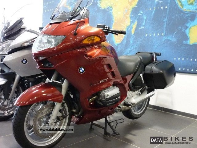 2001 BMW  R 1150 RT Radio Heated Grips Doppelhor Motorcycle Motorcycle photo