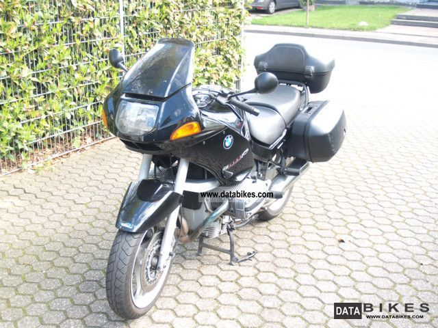2000 BMW  R 1100 RS Motorcycle Sport Touring Motorcycles photo