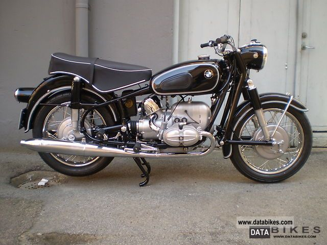 BMW  R69S 1967 Vintage, Classic and Old Bikes photo