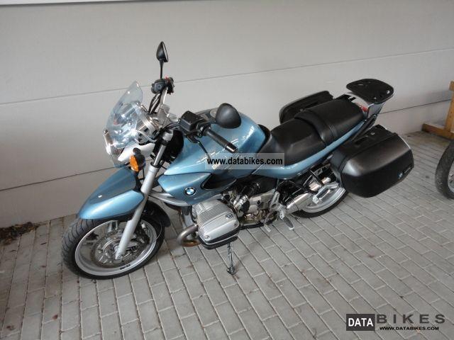 2001 BMW  R1150R including original case record * excellent condition * Motorcycle Motorcycle photo