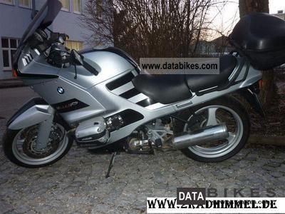 1999 BMW  R 1100 RS Motorcycle Enduro/Touring Enduro photo