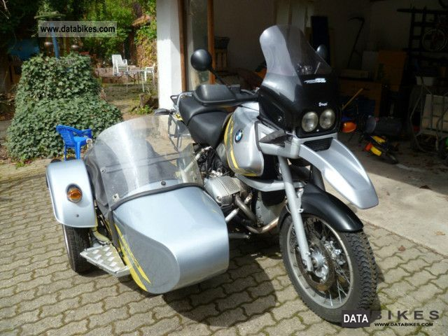 1999 BMW  R1100GS Motorcycle Combination/Sidecar photo