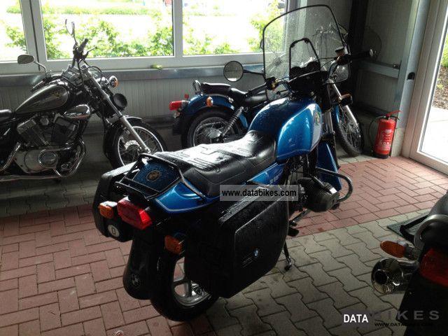 1988 BMW  R 65 Motorcycle Naked Bike photo