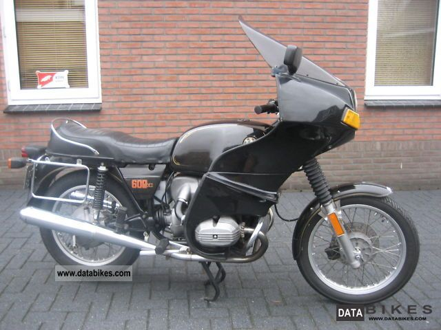 1977 BMW  R60 / 7 Motorcycle Motorcycle photo