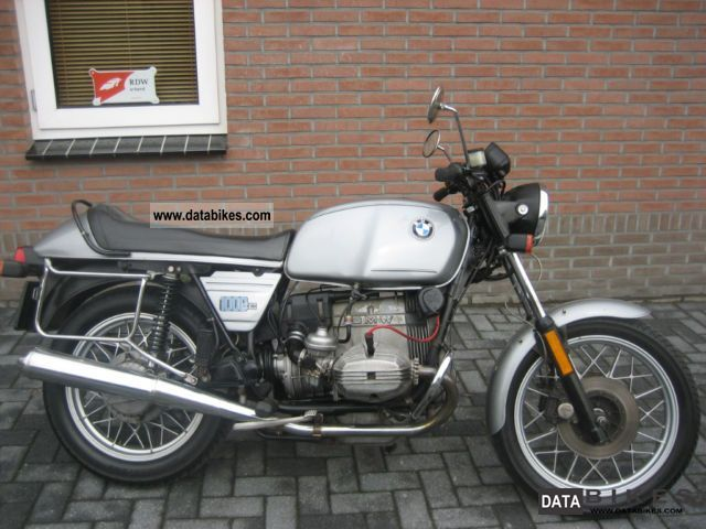 1981 BMW  R 100 S Motorcycle Motorcycle photo