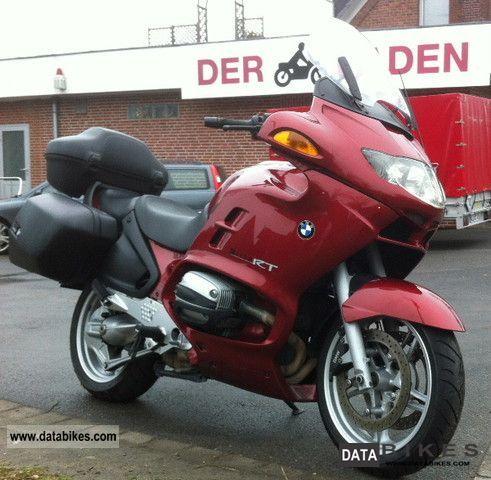 2001 BMW  R 1150 RT Motorcycle Tourer photo