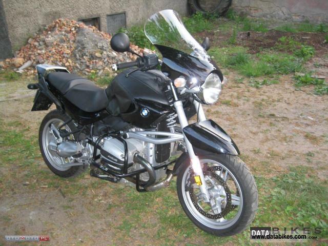 2002 BMW  R 1150 R R1150R, R1150 R, R 1150R Motorcycle Motorcycle photo
