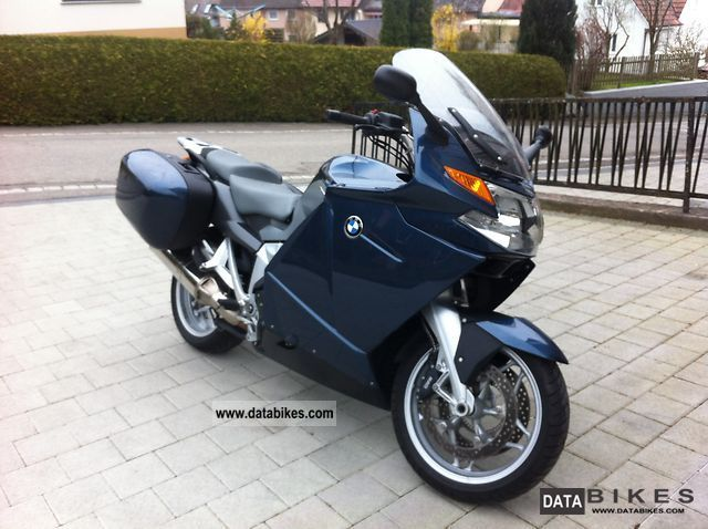 2007 BMW  K 1200 GT, ESA, Xenon, high pulley, etc. Motorcycle Sport Touring Motorcycles photo