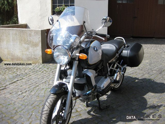2000 BMW  R 1100 R Motorcycle Motorcycle photo