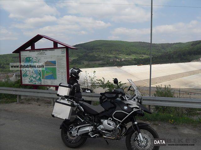 2008 BMW  GS 1200 Adventure Motorcycle Enduro/Touring Enduro photo