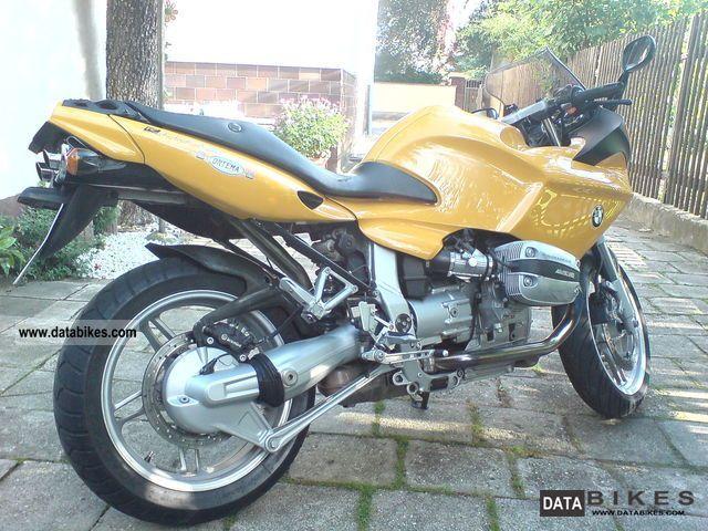 1998 BMW  R1100S Motorcycle Sports/Super Sports Bike photo