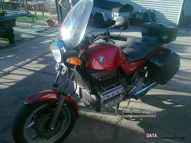 1987 BMW  k100 Motorcycle Sport Touring Motorcycles photo