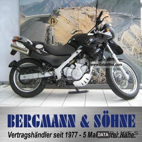 2005 BMW  F 650 GS Motorcycle Motorcycle photo