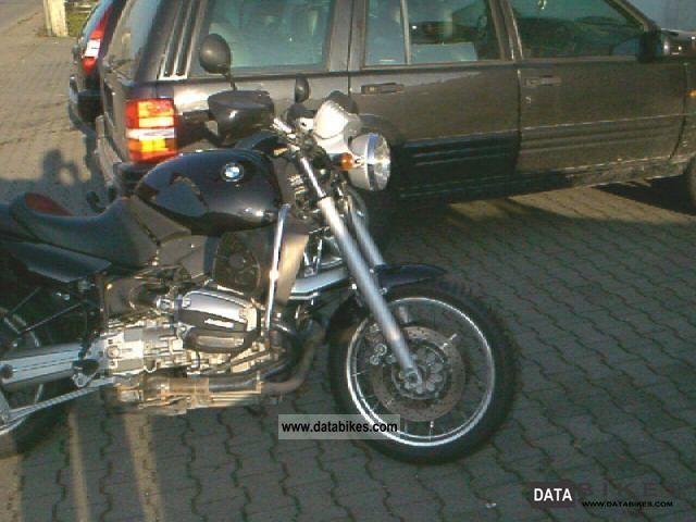 1999 BMW  850R Motorcycle Enduro/Touring Enduro photo