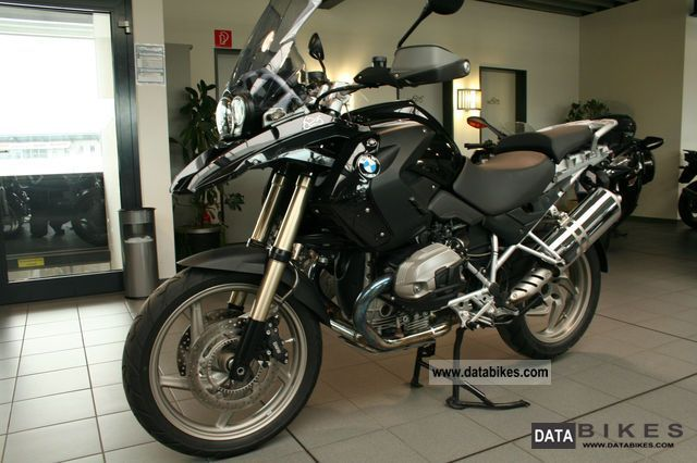 BMW  R 1200 GS with Safety and Touring Package 2010 Enduro/Touring Enduro photo