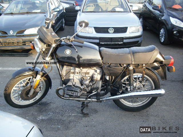 BMW  R45 1978 Vintage, Classic and Old Bikes photo