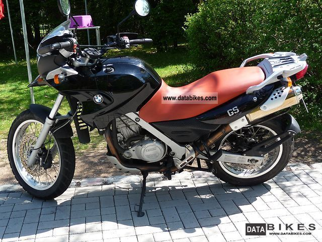 BMW  F 650 GS, ABS, 2 luggage, heated grips 2004 Enduro/Touring Enduro photo