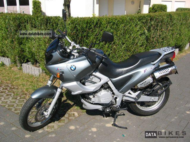 1998 BMW  F650ST Motorcycle Enduro/Touring Enduro photo