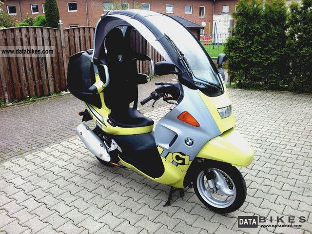2002 bmw c1 scooter 125. Black Bedroom Furniture Sets. Home Design Ideas