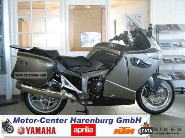 2009 BMW  K1300GT Touring Package, Safety, etc. Motorcycle Motorcycle photo