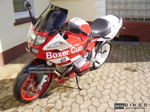 2001 BMW  R1100S BOXER CUP DESIGN! Motorcycle Motorcycle photo