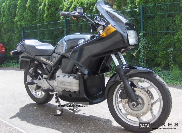 1987 BMW  K 75 S Motorcycle Motorcycle photo