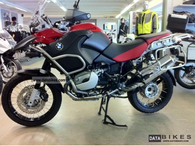 2008 BMW  R 1200 GS Adventure, with very few kilometers Motorcycle Enduro/Touring Enduro photo