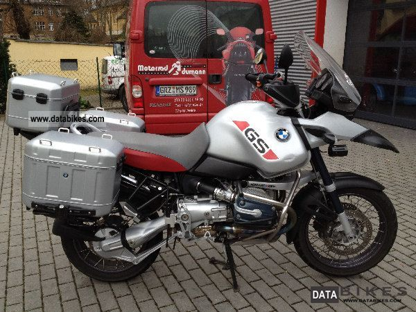 2005 BMW  Adventure R1150RS all there, all these Motorcycle Tourer photo