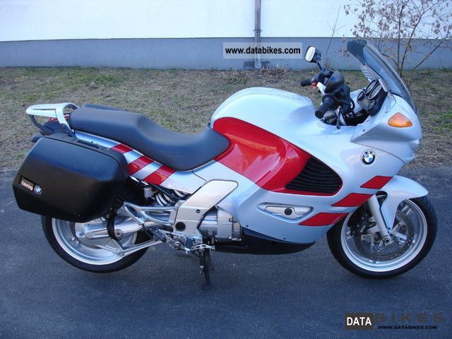 2001 Bmw K 1200 Rs From 1 Hand With Abs And Catalyst