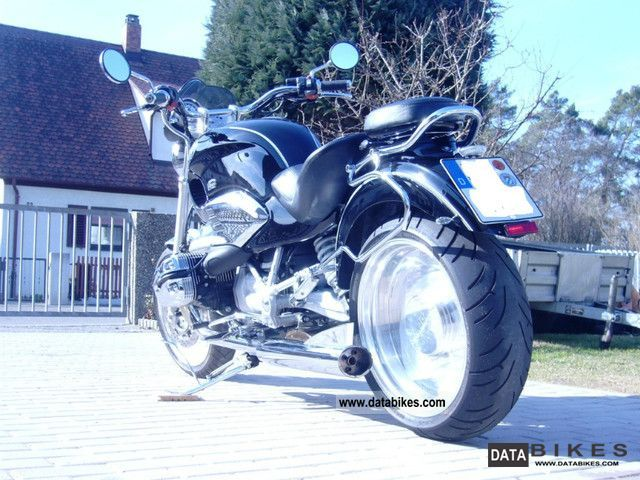 1999 BMW  R1200C Motorcycle Chopper/Cruiser photo