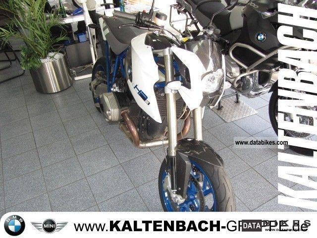 BMW  HP2 Megamoto 2007 Naked Bike photo