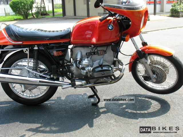 BMW  R 100 S 1977 Vintage, Classic and Old Bikes photo
