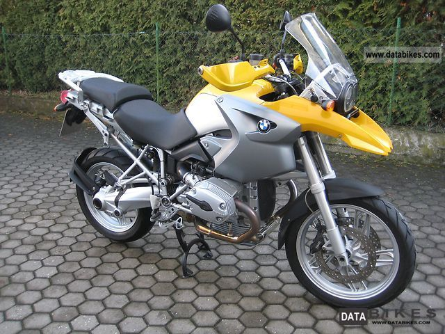 2004 BMW  1200 GS Motorcycle Tourer photo