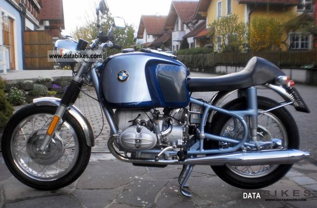 BMW  R 50 1956 Vintage, Classic and Old Bikes photo