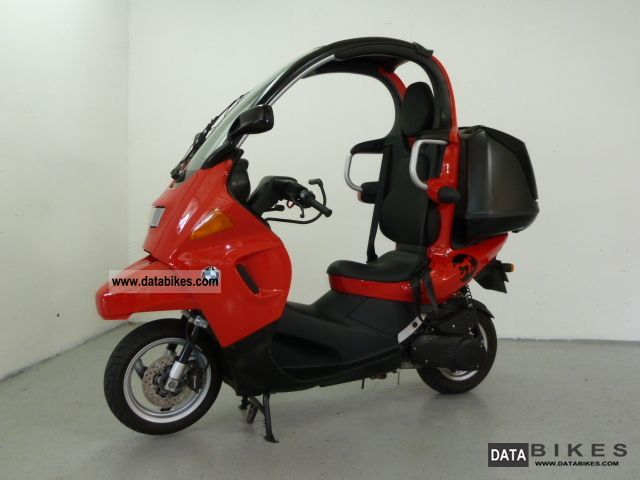 2000 BMW  C1 Motorcycle Scooter photo