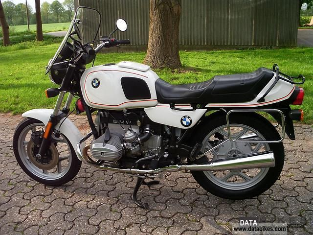 1986 BMW  R 65 Motorcycle Motorcycle photo