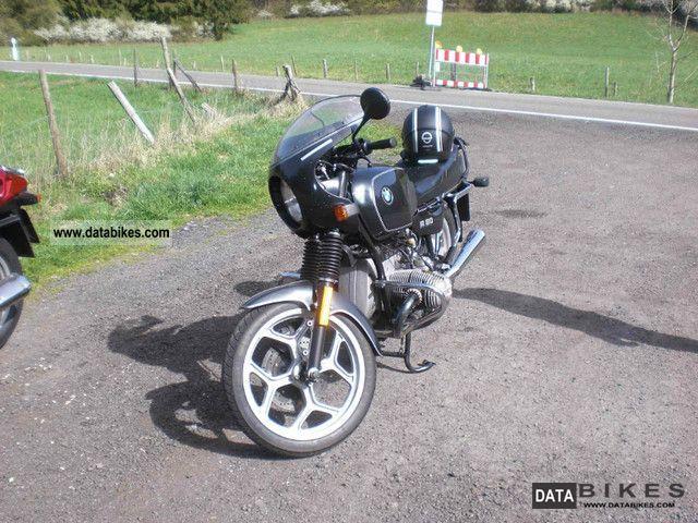 1992 BMW  R80 Motorcycle Naked Bike photo