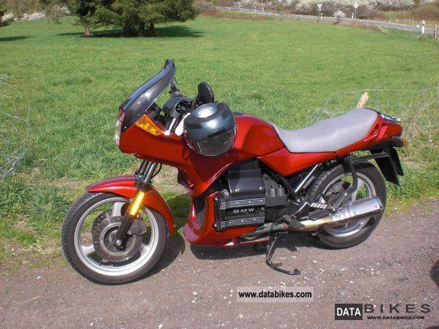 1993 BMW  K75S Motorcycle Tourer photo
