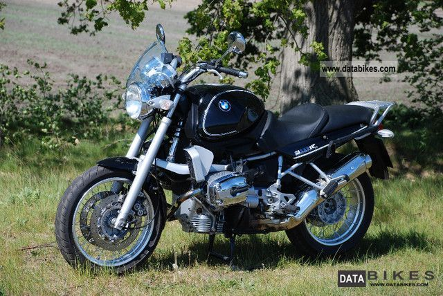 2001 BMW  R850 R special edition Motorcycle Motorcycle photo