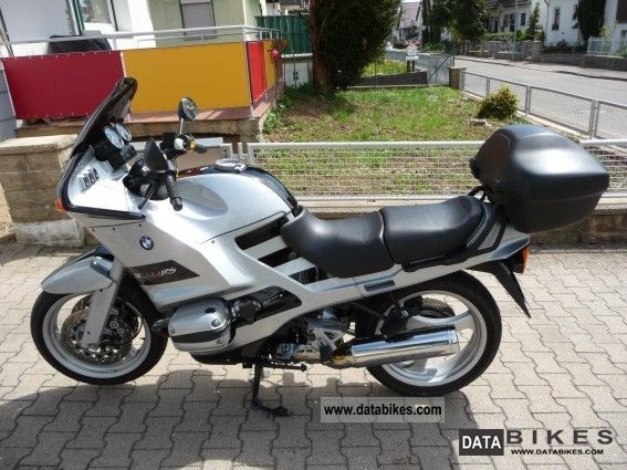 2000 BMW  R1100RS Motorcycle Sports/Super Sports Bike photo